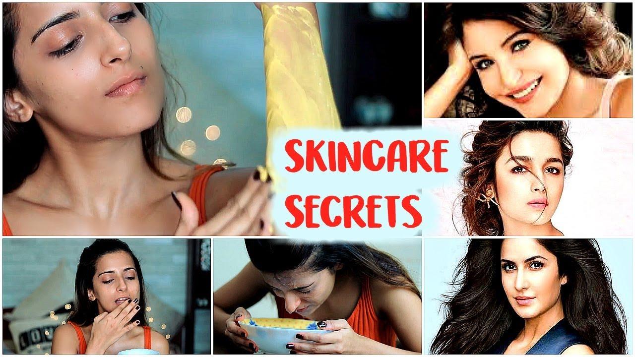 Bollywood Celebrities Beauty Secrets To Get Glowing Skin