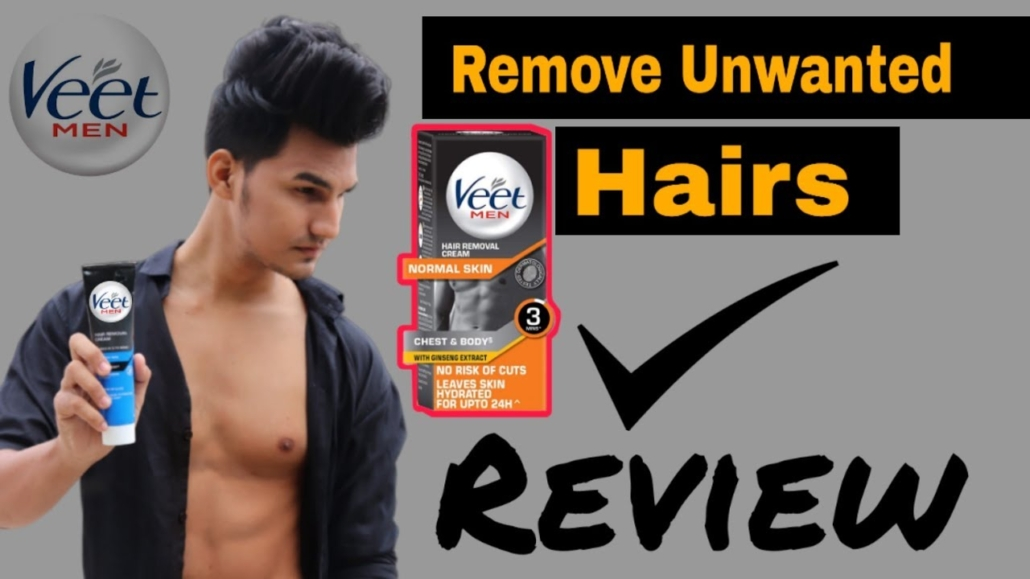 Veet Men Hair Removal Cream Review Demo Remove Unwanted Hair
