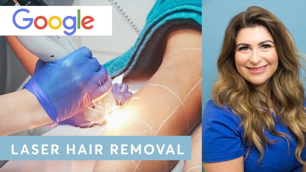 Lucy Answers The Most Googled Questions About Laser Hair Removal