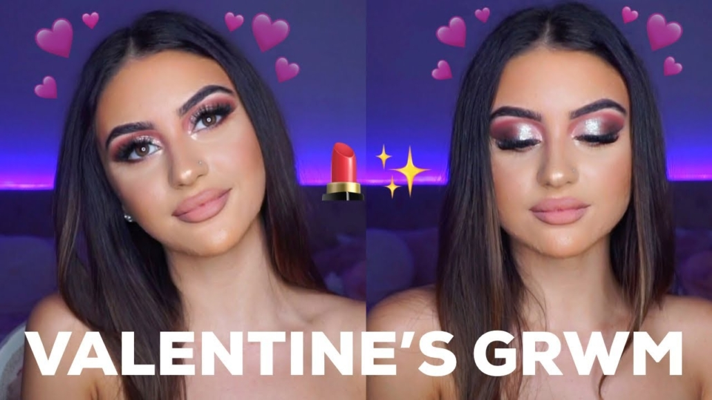 Valentines Grwm Date Night Ready Glam Beauty Hair Nail Skin Tutorials Grwm date night 2019 | outfit makeup & hair transformation (before & after!) who's ready for a drugstore makeup tutorial and date night grwm?? valentines grwm date night ready glam
